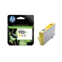 HP CD974AE (920XL) sárga eredeti tintapatron (1 év garancia)