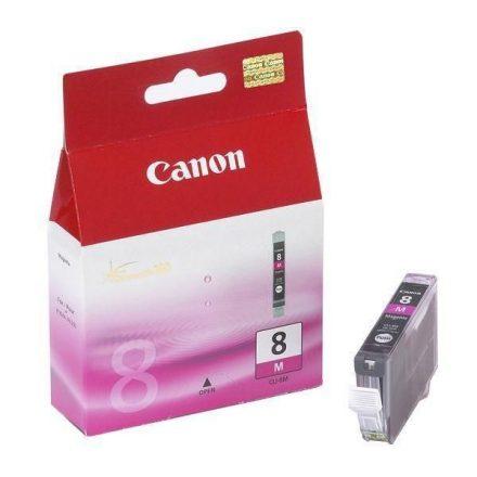 Canon CLI-8M magenta (0622B001) eredeti tintapatron (1 év garancia)