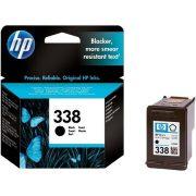 HP C8765EE (338) fekete eredeti tintapatron (1 év garancia)