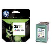 HP CB338EE (351XL) szines eredeti tintapatron (1 év garancia)