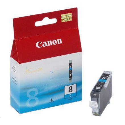 Canon CLI-8C cián (0621B001) eredeti tintapatron (1 év garancia)