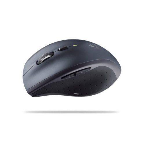 Logitech M705 vezeték nélküli fekete lézeres USB Egér (2 év garancia)