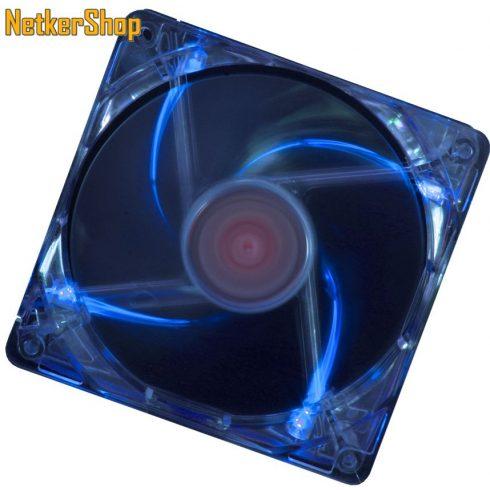 Xilence COO-XPF120.TBL 12cm kék LED rendszerhűtő (1 év garancia)