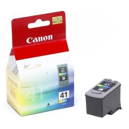 Canon CL-41 színes (0617B001) eredeti tintapatron (1 év garancia)