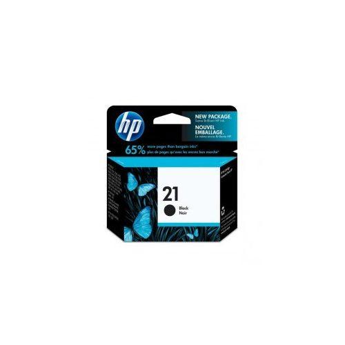 HP C9351AE (21) fekete eredeti tintapatron (1 év garancia)