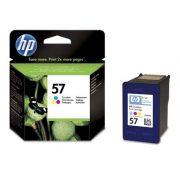 HP C6657AE (57) szines eredeti tintapatron (1 év garancia)