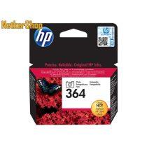 HP CB317EE (364) fotó fekete eredeti fényképtintapatron (1 év garancia)
