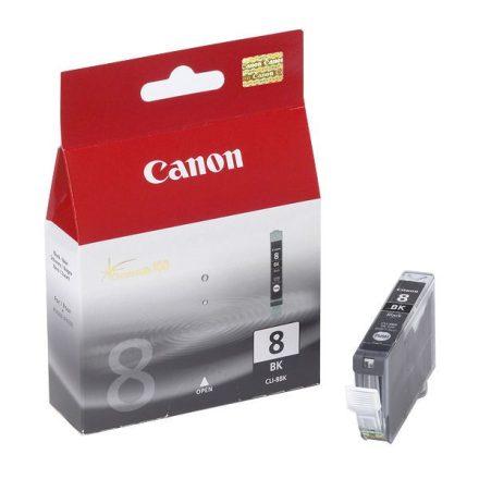 Canon CLI-8BK fekete (0620B001) eredeti tintapatron (1 év garancia)