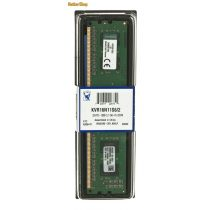 Kingston 2GB DDR3 1600MHz (KVR16N11S6/2) CL11 Memória (3 év garancia)