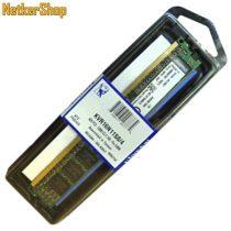 Kingston 4GB DDR3 1600MHz (KVR16N11S8/4) CL11 Memória (3 év garancia)