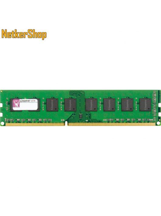 Kingston 8GB DDR3 1600MHz (KVR16N11/8) CL11 Memória (3 év garancia)