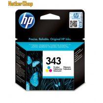 HP C8766EE (343) szines eredeti tintapatron (1 év garancia)