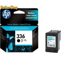 HP C9362EE (336) fekete eredeti tintapatron (1 év garancia)