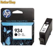 HP C2P19AE (934) fekete eredeti tintapatron (1 év garancia)