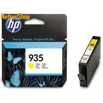 HP C2P22AE (935) Yellow eredeti tintapatron (1 év garancia)