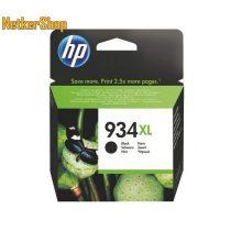 HP C2P23AE (934XL) fekete eredeti tintapatron (1 év garancia)