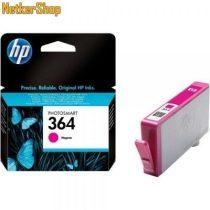 HP CB319EE (364) Magenta eredeti tintapatron (1 év garancia)
