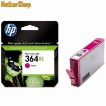 HP CB324EE (364XL) Magenta eredeti tintapatron (1 év garancia)