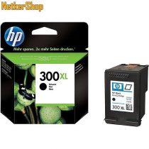 HP CC641EE (300XL) fekete eredeti tintapatron (1 év garancia)