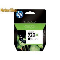 HP CD975AE (920XL) fekete eredeti tintapatron (1 év garancia)