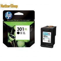 HP CH563EE (301XL) fekete eredeti tintapatron (1 év garancia)