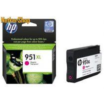 HP CN047AE (951XL) Magenta eredeti tintapatron (1 év garancia)