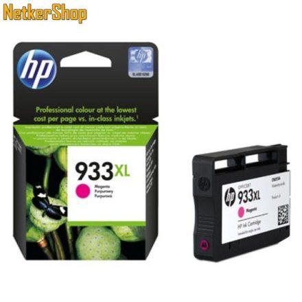 HP CN055AE (933XL) Magenta eredeti tintapatron (1 év garancia)