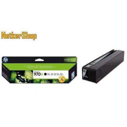 HP CN625AE (970XL) fekete eredeti tintapatron (1 év garancia)