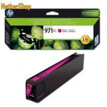 HP CN627AE (971XL) Magenta eredeti tintapatron (1 év garancia)