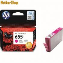 HP CZ111AE (655) Magenta eredeti tintapatron (1 év garancia)