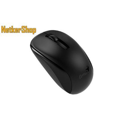 Genius NX-7005 fekete vezeték nélküli optikai USB Egér (1 év garancia)