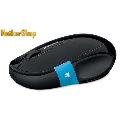 Microsoft Sculpt Comfort Bluetooth vezeték nélküli BlueTrack fekete Egér (1 év garancia)