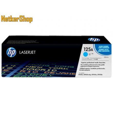 HP CB541A (125A) Cyan eredeti toner (1 év garancia)