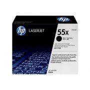 HP CE255X (55X) fekete eredeti toner (1 év garancia)