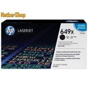 HP CE260X (649X) fekete eredeti toner (1 év garancia)