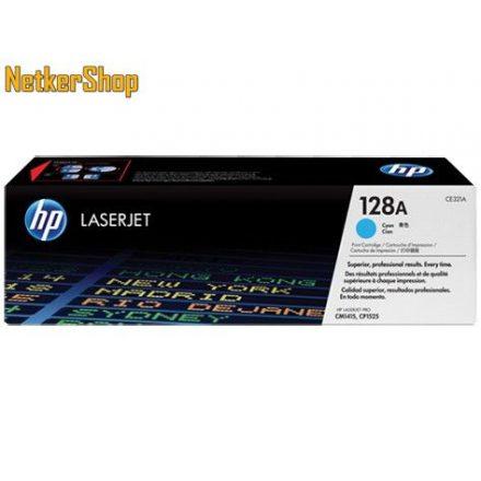HP CE321A (128A) Cyan eredeti toner (1 év garancia)