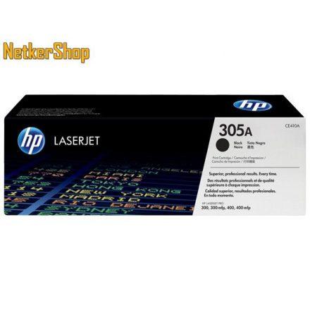 HP CE410A (305A) fekete eredeti toner (1 év garancia)