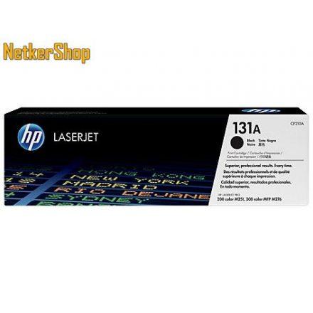 HP CF210A (131A) fekete eredeti toner (1 év garancia)