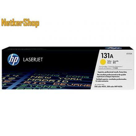 HP CF212A (131A) sárga eredeti toner (1 év garancia)