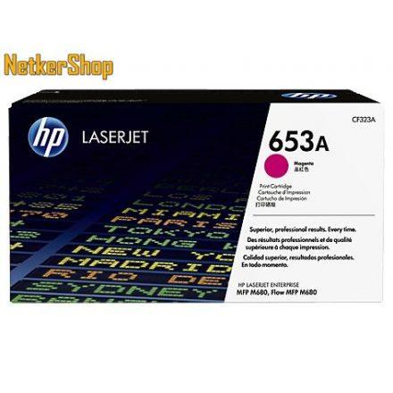 HP CF323A (653A) Magenta eredeti toner (1 év garancia)