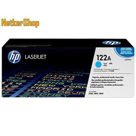 HP Q3961A (122A) Cyan eredeti toner (1 év garancia)