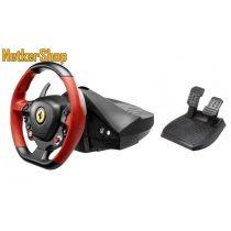 Thrustmaster Ferrari 458 Spider Racing Wheel Xbox One Kormány + pedál (2 év garancia)
