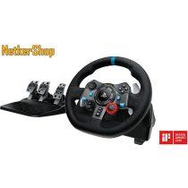 Logitech G29 Driving Force Racing Wheel PC/PS3/PS4 USB Kormány + pedál (2 év garancia)