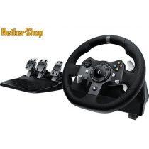 Logitech G920 Driving Force PC/Xbox One USB  Kormány + pedál (2 év garancia)