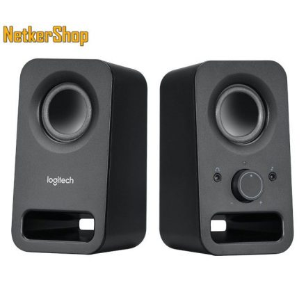 Logitech Z150 2.0 fekete 980-000814 Hangszóró (2 év garancia)