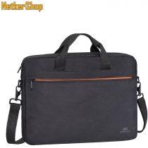 """RivaCase 8033 Regent 15,6"""" fekete Notebook táska (1 év garancia)"""