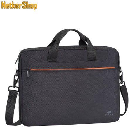 """RivaCase 8033 (6903834080337) Regent 15,6"""" fekete Notebook táska (2 év garancia)"""