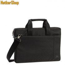 """RivaCase 8221 Central 13,3"""" fekete Notebook táska (1 év garancia)"""
