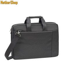 """RivaCase 8231 Central 15,6"""" fekete Notebook táska (1 év garancia)"""