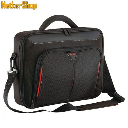 "Targus Classic+ 14,3"" Clamshell fekete Notebook táska (3 év garancia)"